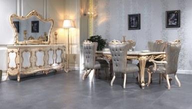 275 - Lüks Afitap Klasik Yemek Odası