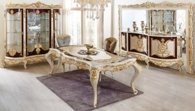 865 - Lüks Alasya Klasik Yemek Odası