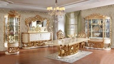 903 - Lüks Alasya Lake Klasik Yemek Odası