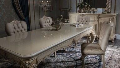 Lüks Alem Klasik Yemek Odası
