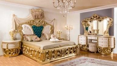 903 - Lüks Alenas Lake Klasik Yatak Odası