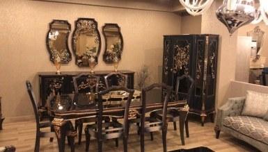 925 - Lüks Alesa Klasik Yemek Odası