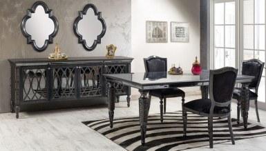 908 - Lüks Alfons Art Deco Yemek Odası
