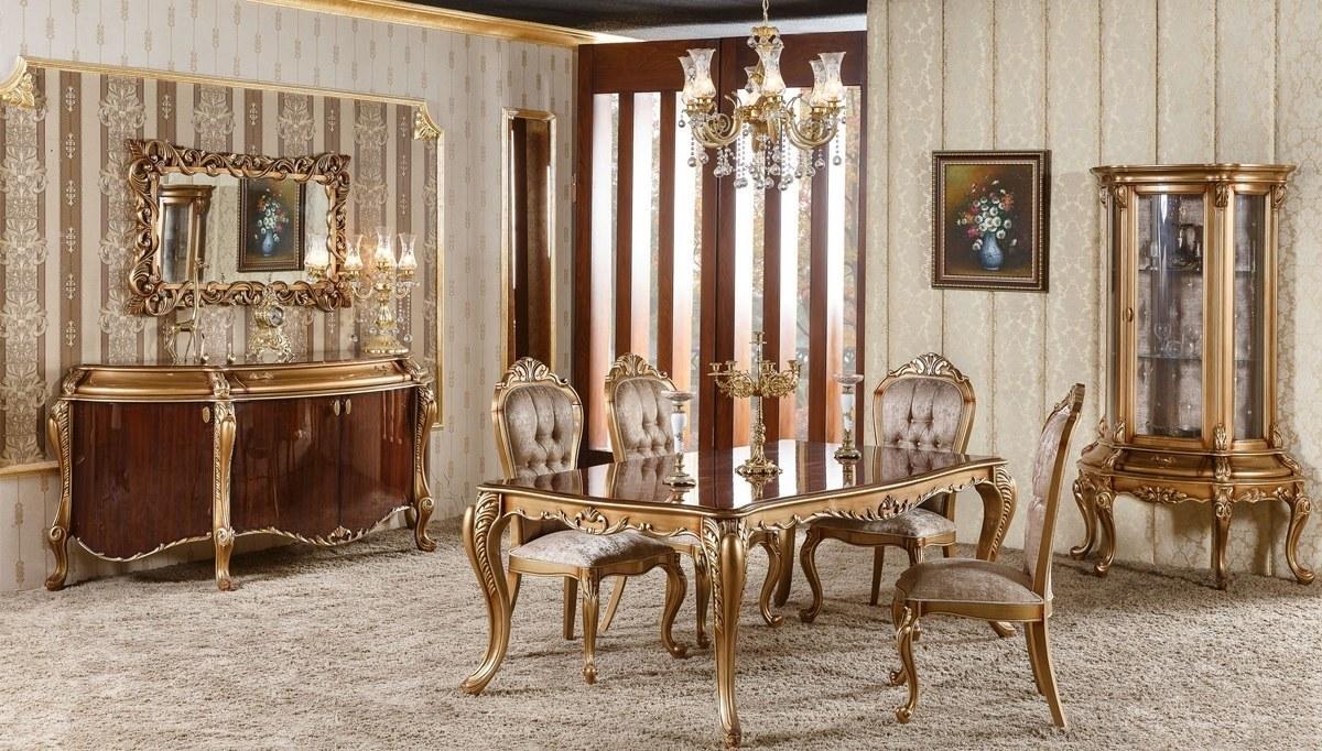 Lüks Alise Klasik Yemek Odası