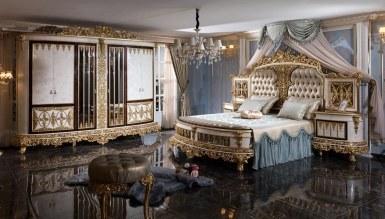 1014 - Lüks Altay Klasik Yatak Odası