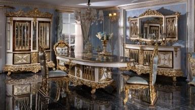 1014 - Lüks Altay Klasik Yemek Odası