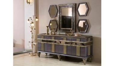 Lüks Amasra Art Deco Yemek Odası - Thumbnail