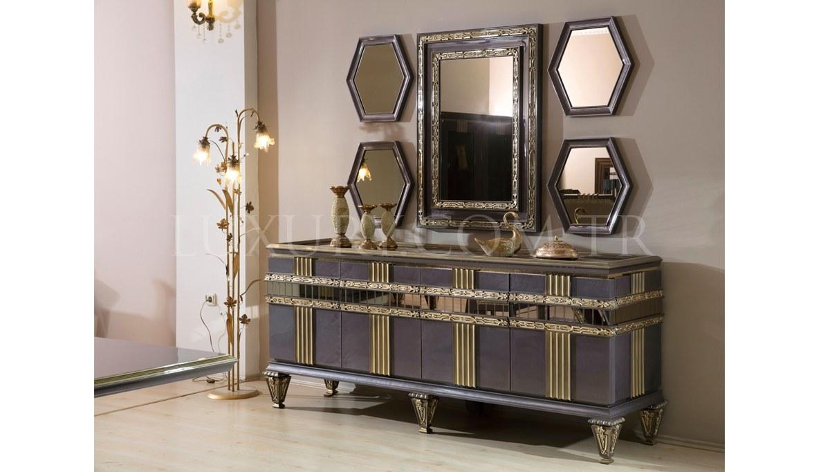 Lüks Amasra Art Deco Yemek Odası