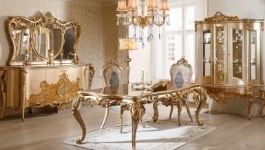 865 - Lüks Analiz Klasik Yemek Odası