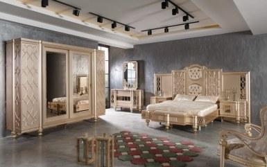 Andulo Dore Klasik غرفة النوم