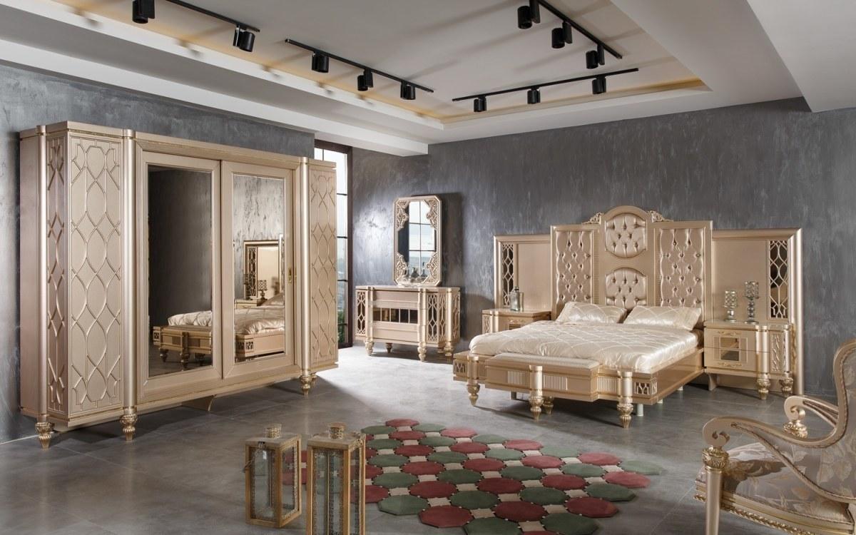 Andulo Dore Klasik Yatak Odası