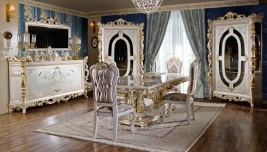 1005 - Lüks Angelas Klasik Yemek Odası