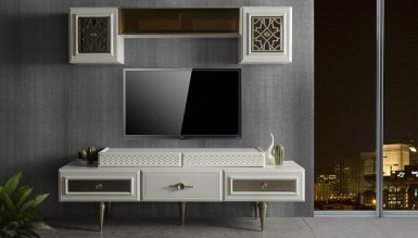 356 - Lüks Antares Modern TV Ünitesi