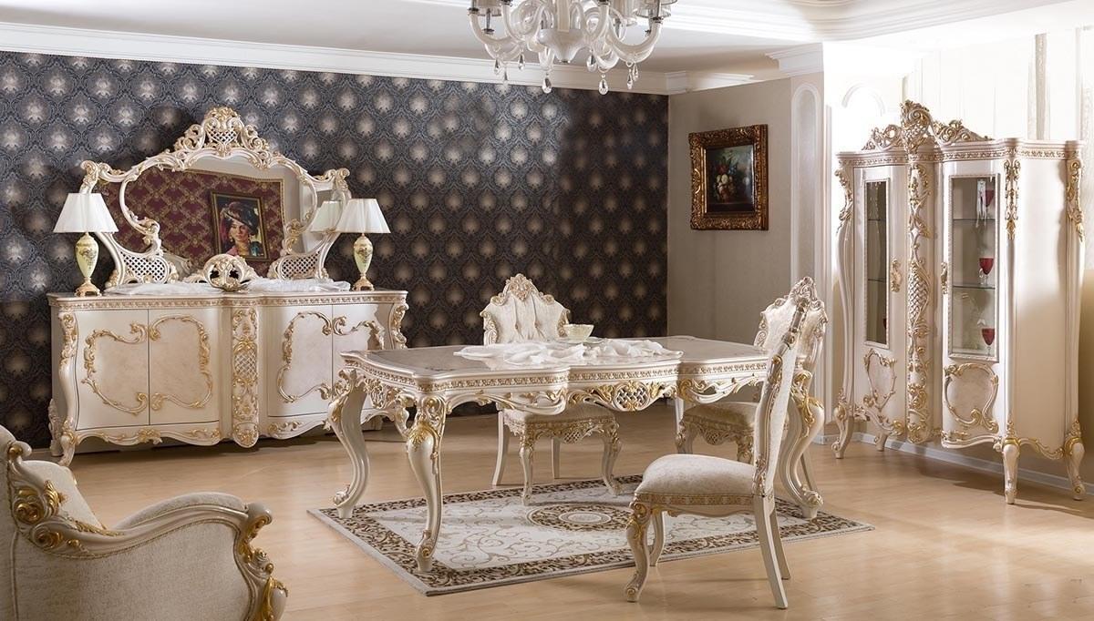 Lüks Arande Klasik Yemek Odası