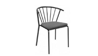 Lüks Ardi Metal Ayaklı Sandalye