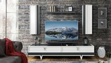 929 - Lüks Arendal Aytaşı Modüler TV Ünitesi