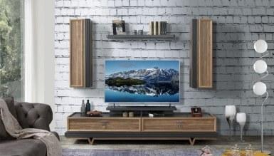 Lüks Arendal Modüler TV Ünitesi - Thumbnail