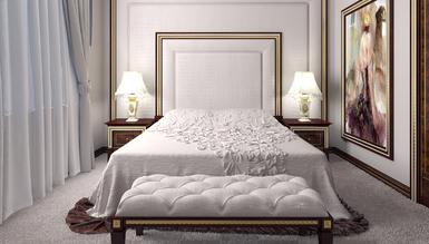 Lüks Areves Otel Odası - Thumbnail