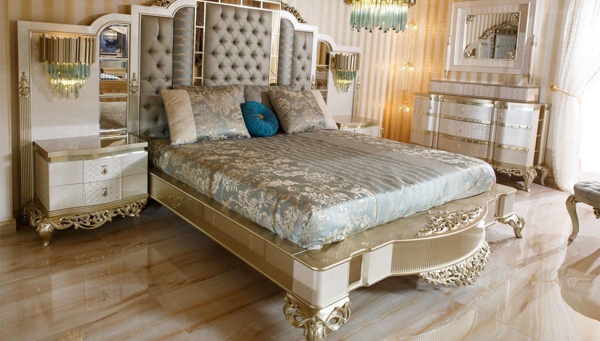 Lüks Armada Klasik Yatak Odası