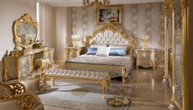 Lüks Armone Klasik Yatak Odası - Thumbnail