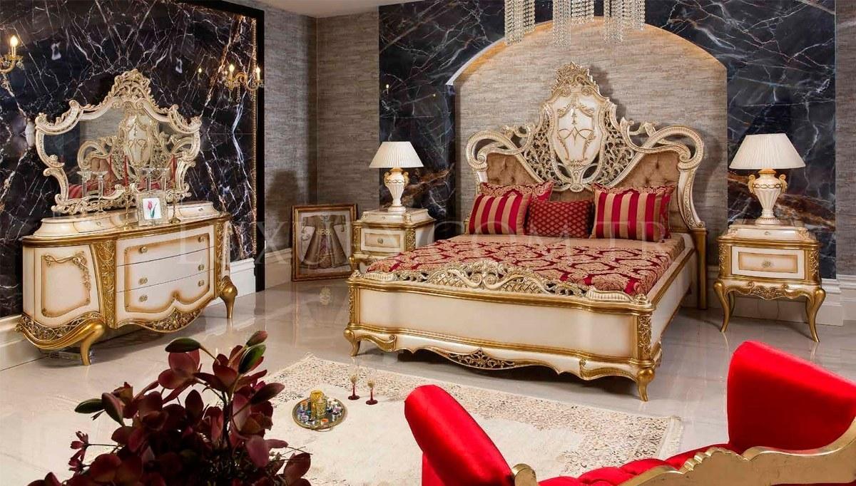 Lüks Artuna Klasik Yatak Odası