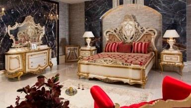 Lüks Artuna Klasik Yatak Odası - Thumbnail