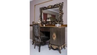 Lüks Artunya Klasik Yatak Odası - Thumbnail