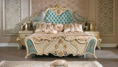 Lüks Asalet Klasik Yatak Odası - Thumbnail