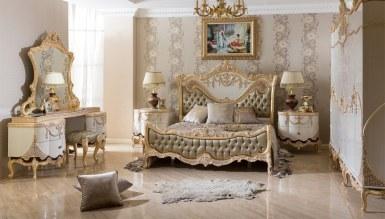 Lüks Astana Klasik Yatak Odası - Thumbnail