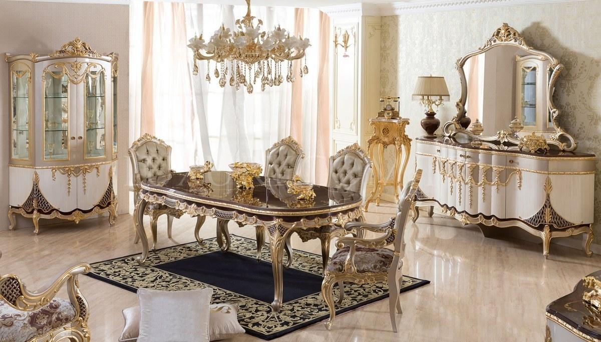 Lüks Astana Klasik Yemek Odası