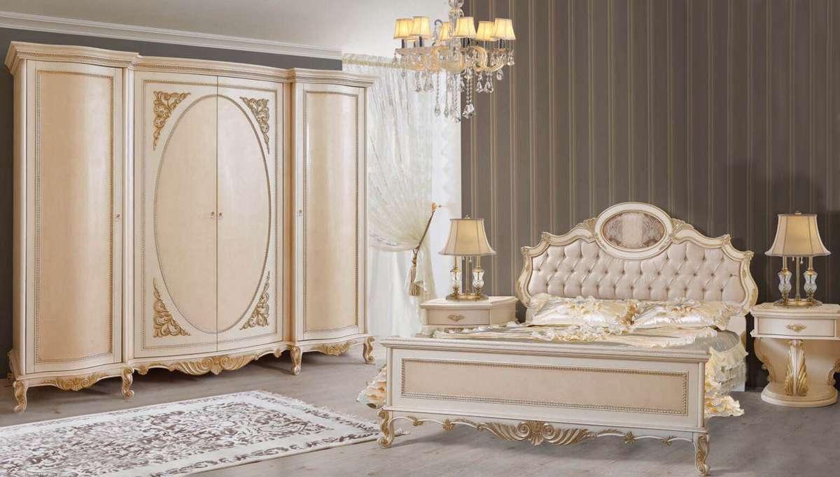 Lüks Astorya Klasik Yatak Odası