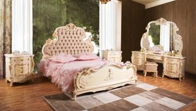 Lüks Atalanta Klasik Yatak Odası