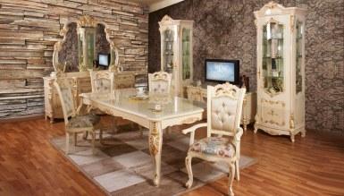 614 - Lüks Atalanta Klasik Yemek Odası
