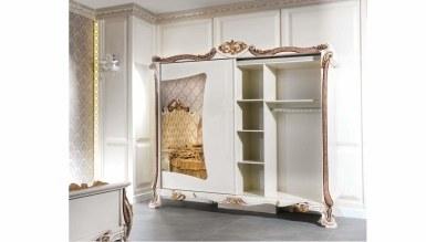 Lüks Atalay Klasik Yatak Odası - Thumbnail