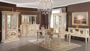 810 - Lüks Atina Klasik Yemek Odası
