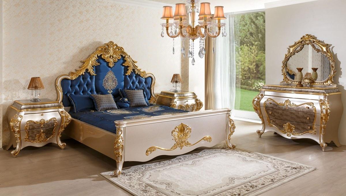 Lüks Atlantik Klasik Yatak Odası