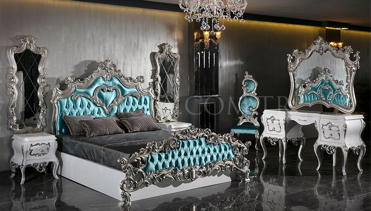 Lüks Atlantis Klasik Yatak Odası