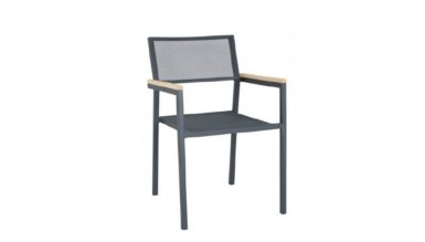 1009 - Lüks Avan Metal Ayaklı Sandalye