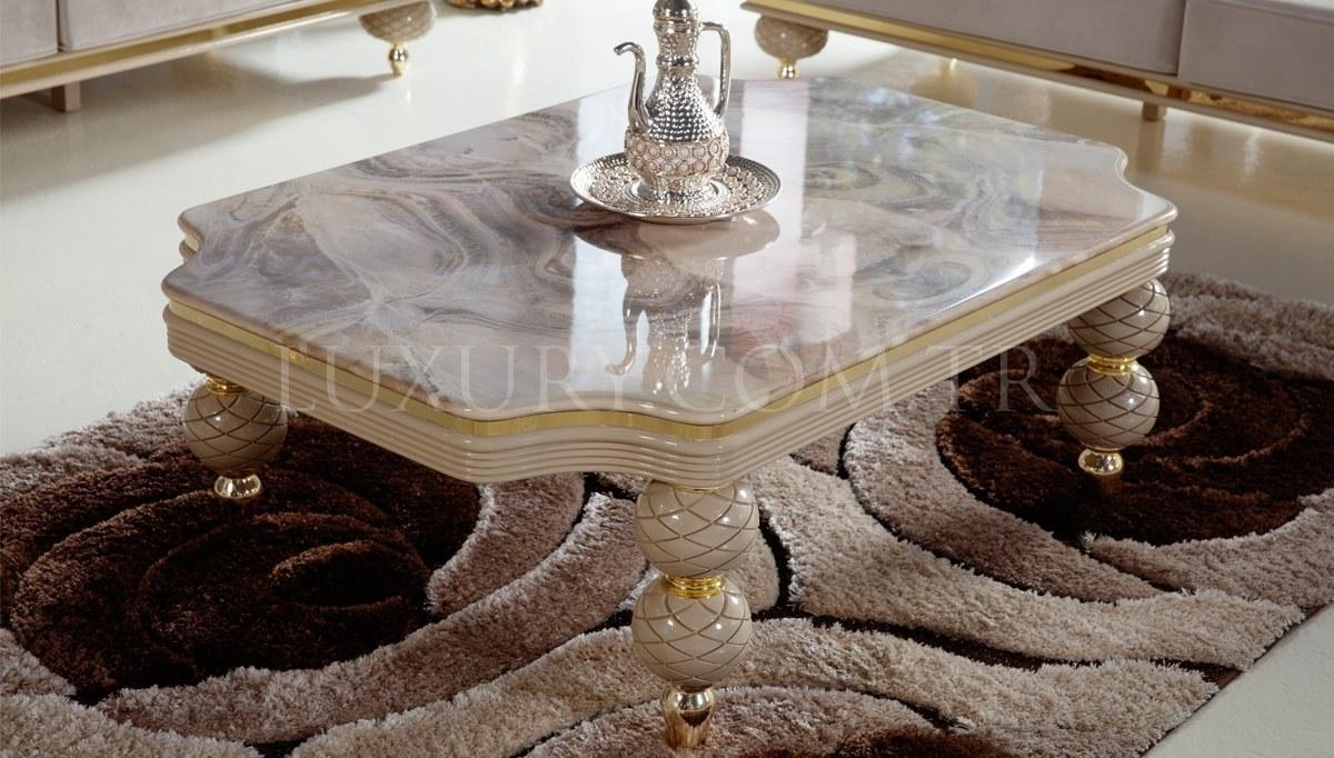 Lüks Avanos Luxury Koltuk Takımı