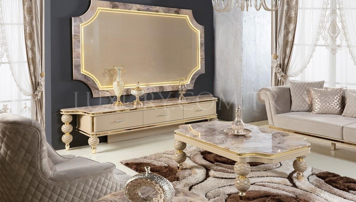 Lüks Avanos Luxury TV Ünitesi