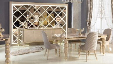 Lüks Avanos Luxury Yemek Odası - Thumbnail