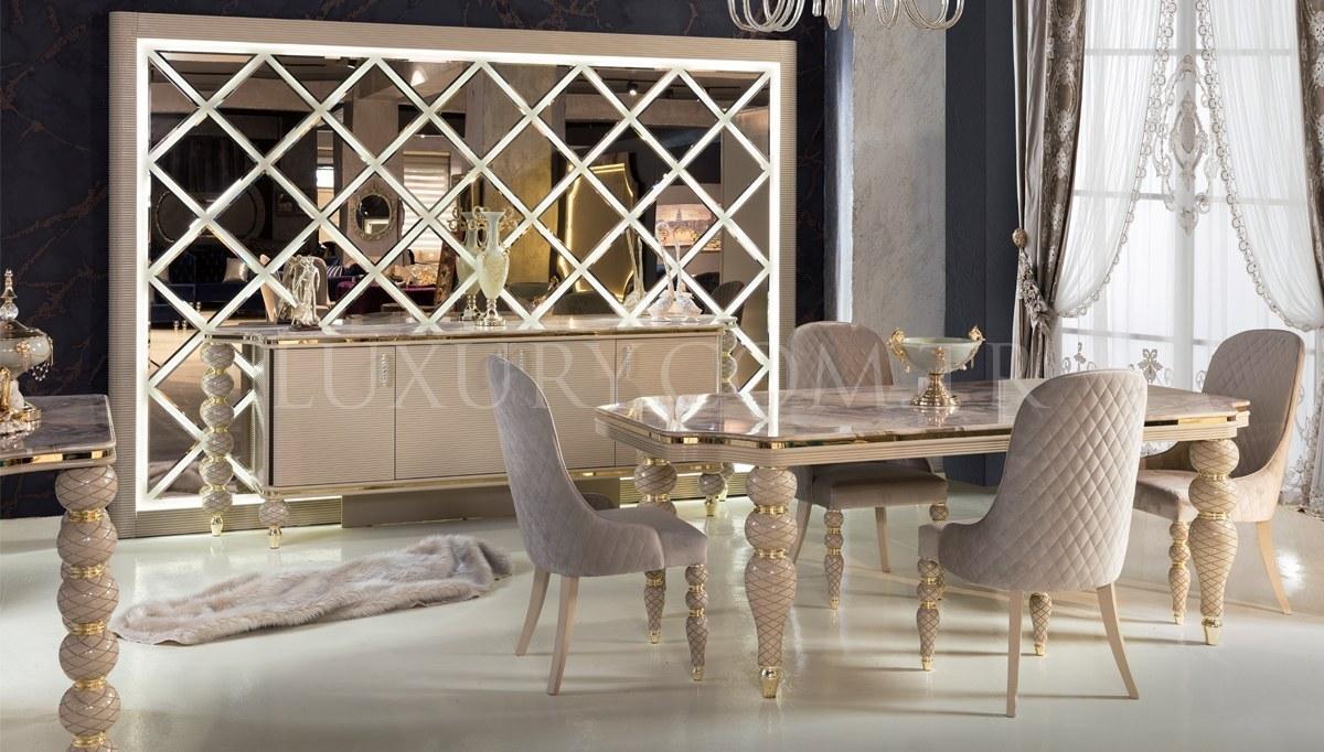 Lüks Avanos Luxury Yemek Odası