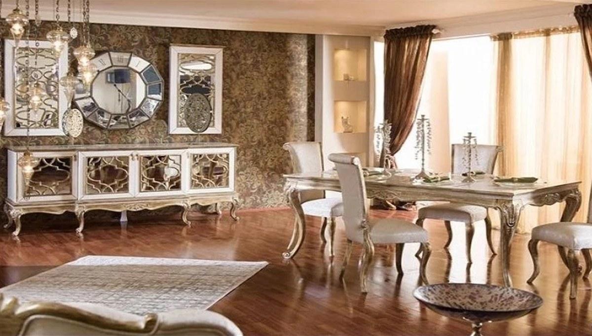 Lüks Avşa Klasik Yemek Odası