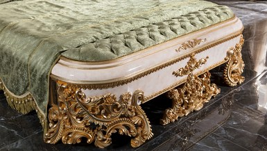 Lüks Ayasofya Klasik Yatak Odası - Thumbnail