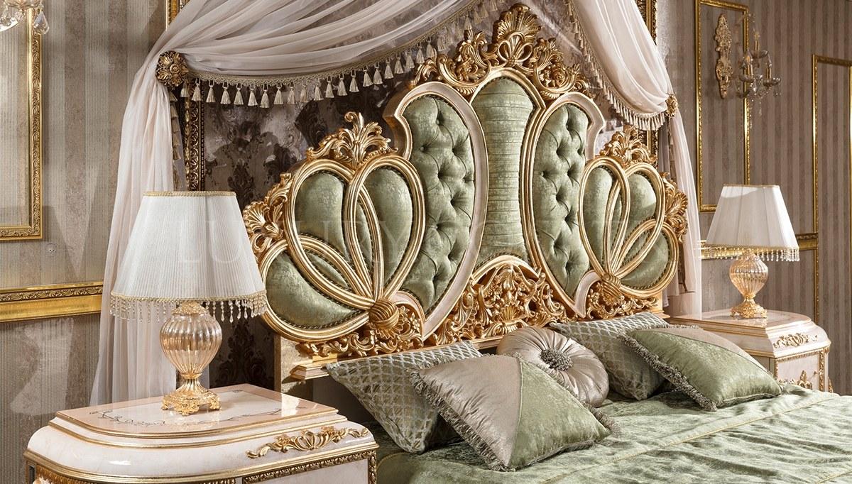Lüks Ayasofya Klasik Yatak Odası