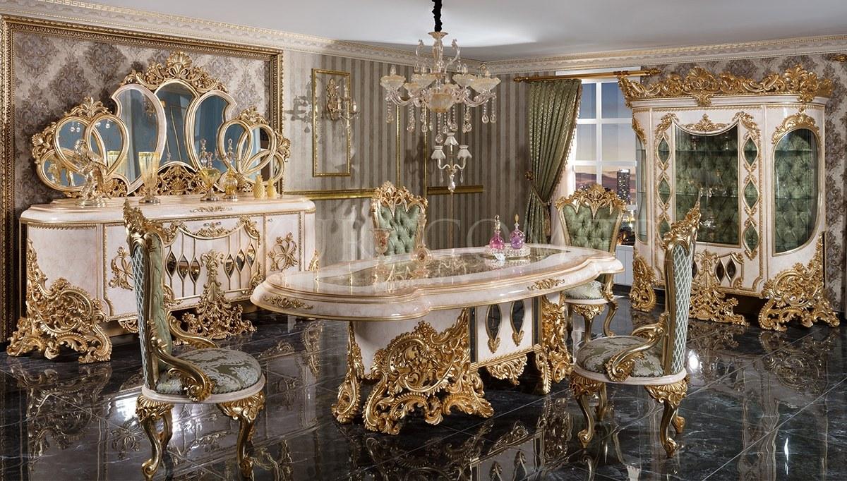 Lüks Ayasofya Klasik Yemek Odası