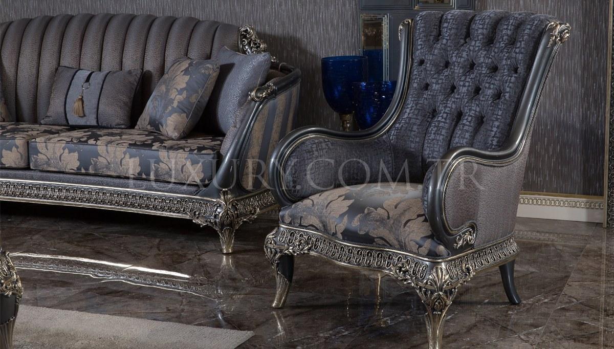 Lüks Aydos Luxury Koltuk Takımı