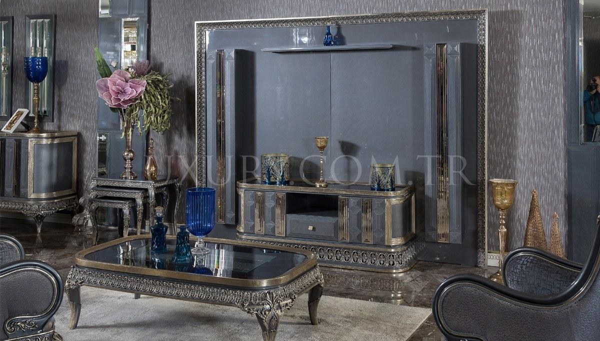 Lüks Aydos Luxury TV Ünitesi