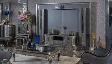 Lüks Aydos Luxury TV Ünitesi - Thumbnail