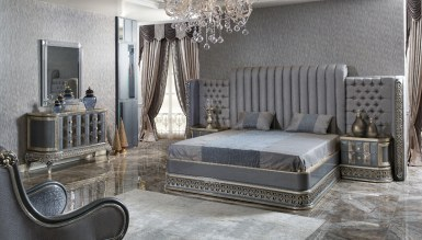 1037 - Lüks Aydos Luxury Yatak Odası
